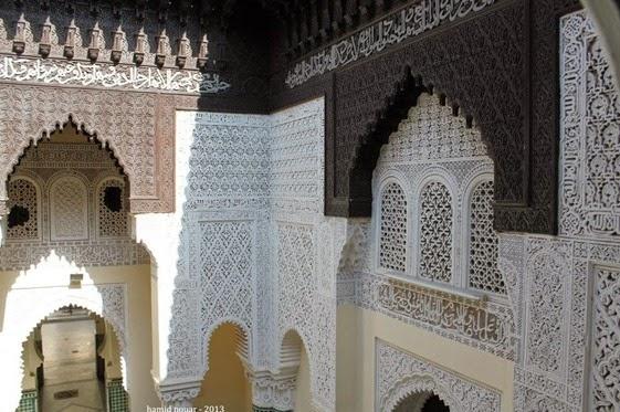 The Merinide Madrassa