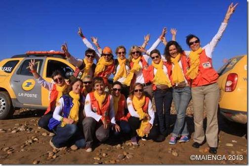 Rally Aicha des Gazelles 2013 114