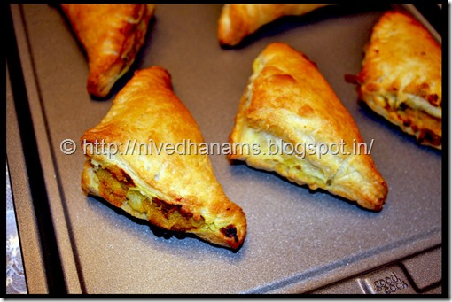 Vegetable Puff - IMG_0926