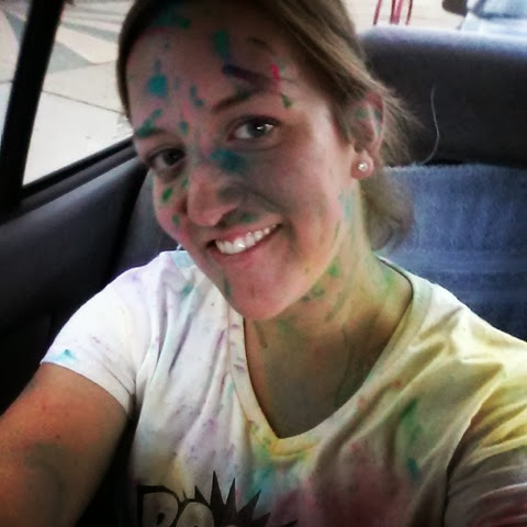 Color Run After