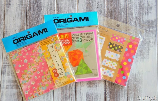 Origami Butterflies Book Review and Giveaway  http://uTry.it