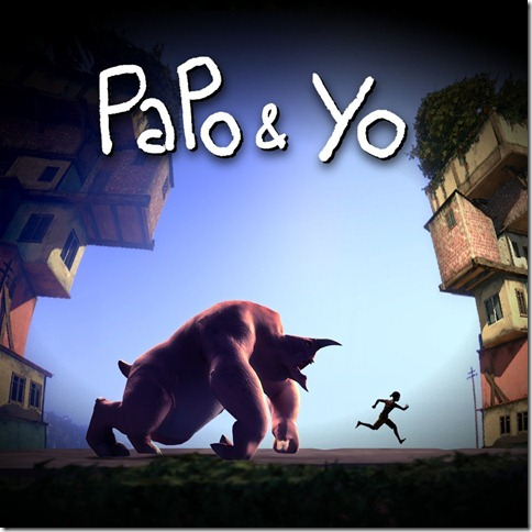 Papo & Yo-FLT PC-Game | 2013 |