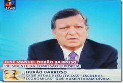 Barroso primeiro-ministro aumentou a dívida, escolhas económicas europeias também - Eu Não. Mar.2013