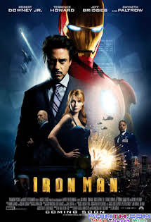 Người Sắt - Iron Man Tập HD 1080p Full