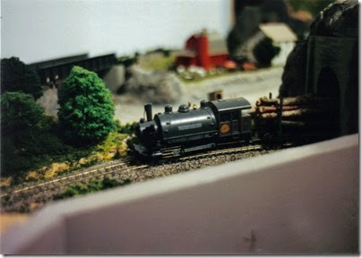 11 My Layout in Summer 2002