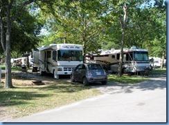 7781 KOA Niagara Falls - motorhome & rental car