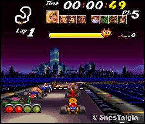 street-racer-snes-largada