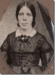 Sarah (Throckmorton) Milligan