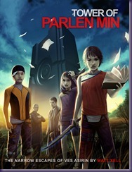 Tower of Parlen Min - Cover