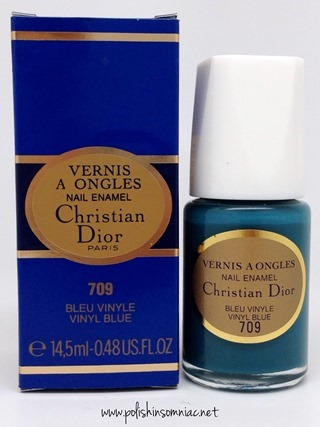 Dior Vinyl Blue