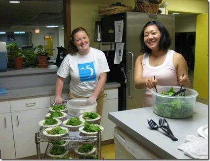 kelli jenny salad
