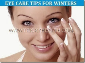 EYCARE TIPS FOR WINTER