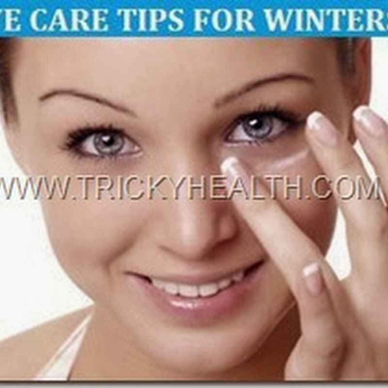 EYES CARE TIPS TO REMOVE DARK CIRCLES AND BAGS UNDER EYES