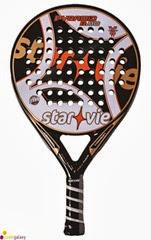 R80 de StarVie modelo con el que jugará la nº 1 del mundo CAROLINA NAVARRO