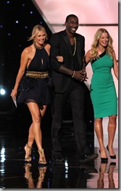 Maria Sharapova 2011 ESPY Awards  4