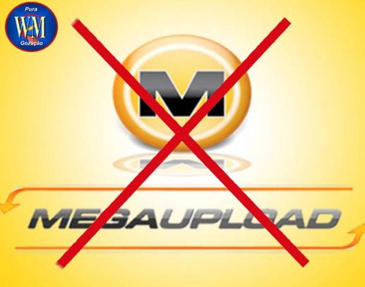 4 A Megaupload - Logo nunca mais