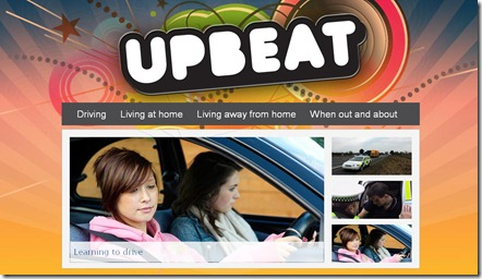 Upbeat-home-page