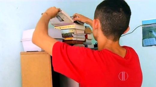 7 - 'Pegava livro no lixo para ele estudar', diz mãe de 1º lugar geral no IFRN 5