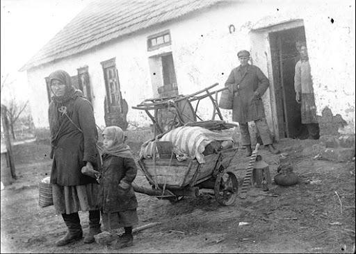 Сельские жители раннего СССР