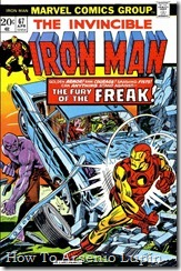 P00212 - El Invencible Iron Man #67