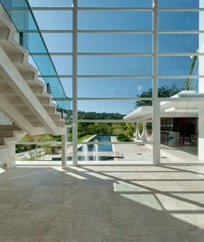 arquitectura moderna Casa Aldeia 051