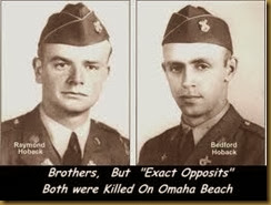 218 Bedford Boys Killed Dday
