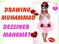Drawing Muhammad...رسم محمد...Dessiner Mahomet
