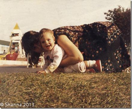 shanna and mum