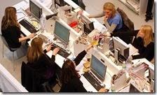 Donne a lavoro