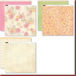 Lucy Paper pack X7149B