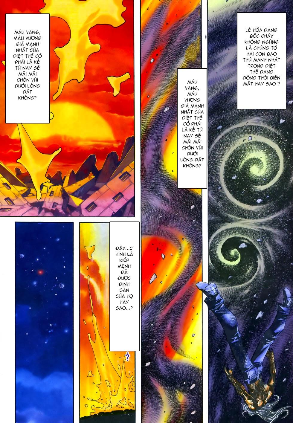 X Bạo Tộc chap 69 - Trang 25