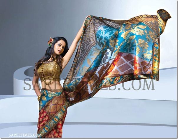 Bhavana_Designer_Saree
