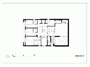Plano recomendado de casa moderna