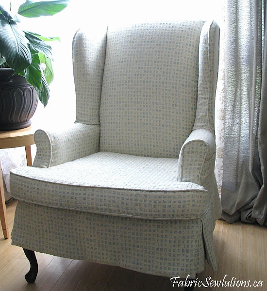 WingChairSlipcover2_signature Slipcovers For Chairs