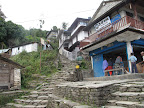 Ghandruk- end of Day 1!