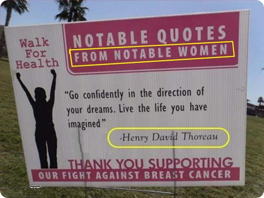 breast cancer quote