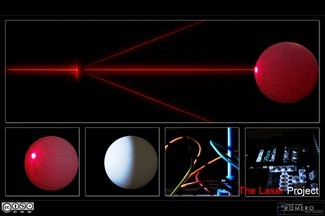 Laser Project, mromero, prioap, Prioridad de Apertura, DIY