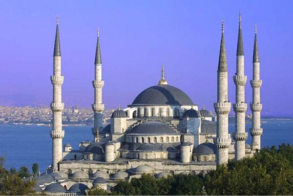 مساجد تركيا بالصور