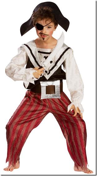 disfraz casero de pirata (3)
