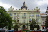 Another fine old hotel building in Plzen