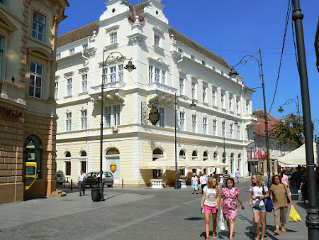 Cazare Romania: Hotel Imparatul Romanilor Sibiu