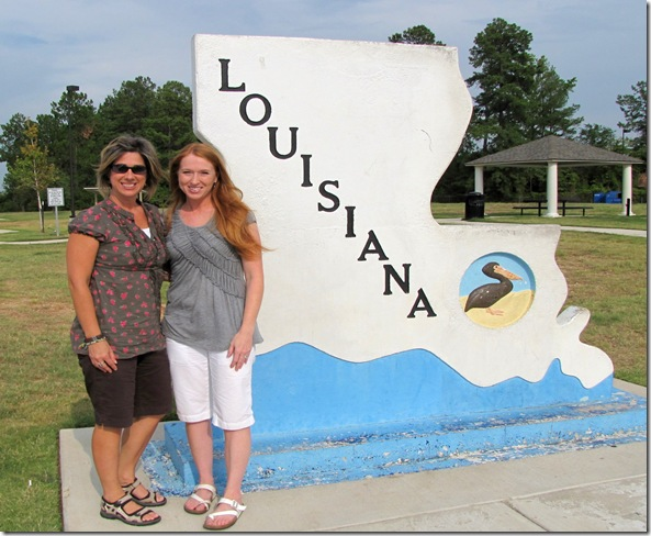louisiana sign