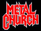 metal church logo