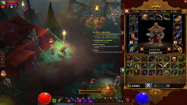 Torchlight II Berserker