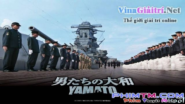Xem Phim Yamato - Otoko-tachi No Yamato - phimtm.com - Ảnh 1