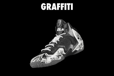 nike lebron 11 id graffiti 4 03 NIKEiD LeBron XI Graffiti in 7 Different Ways