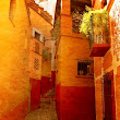Alleyway of the Kiss, Guanajuato