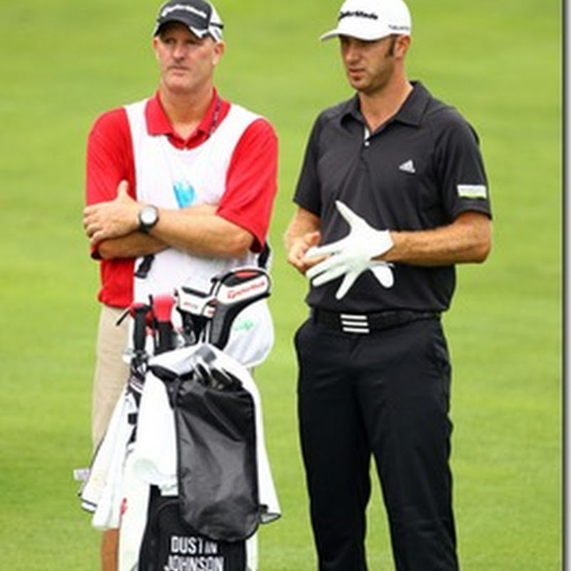 Dustin Johnson Left Furious After Tiger Bags Caddie LaCava