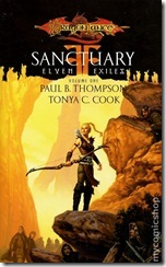 Sanctuary (Dragonlance Elven Exiles, Vol. 1)
