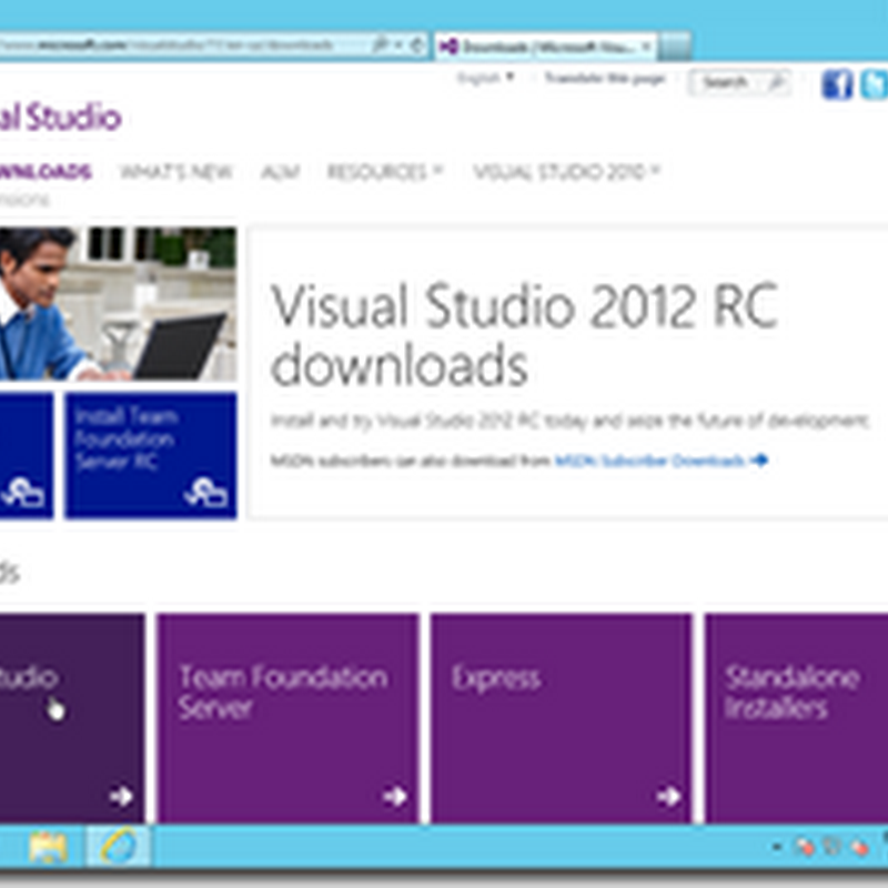 Montar un entorno de SharePoint 2013: Visual Studio